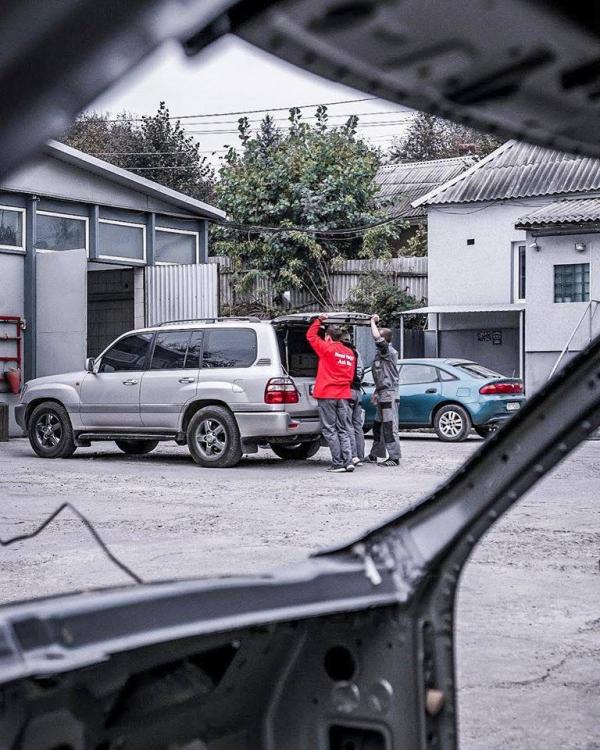 Огляд авто перед покупкою